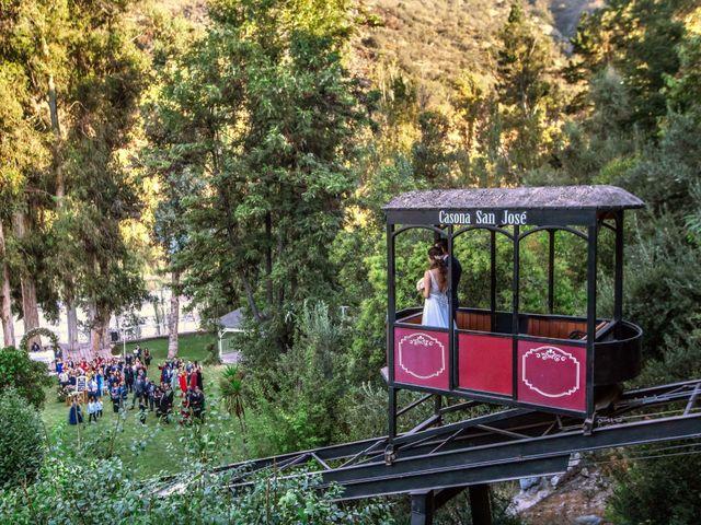 El matrimonio de Hernán y Nicole en Santiago, Santiago 12