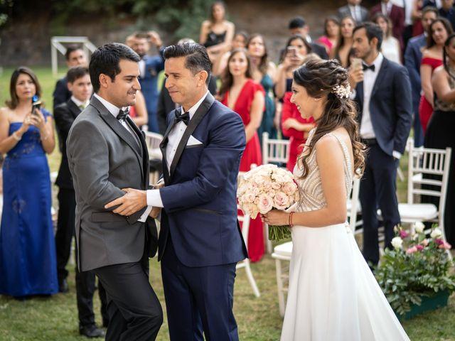El matrimonio de Hernán y Nicole en Santiago, Santiago 16