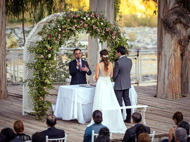 El matrimonio de Hernán y Nicole en Santiago, Santiago 17