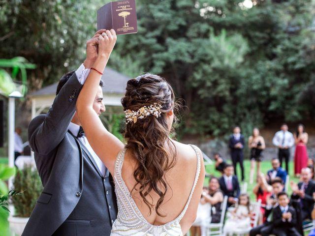El matrimonio de Hernán y Nicole en Santiago, Santiago 21