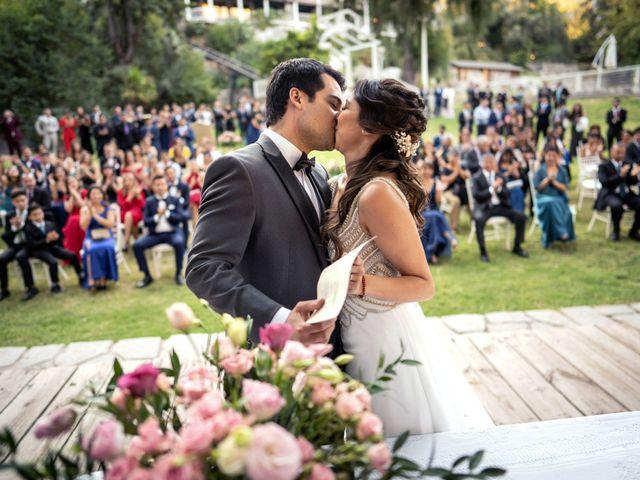 El matrimonio de Hernán y Nicole en Santiago, Santiago 22