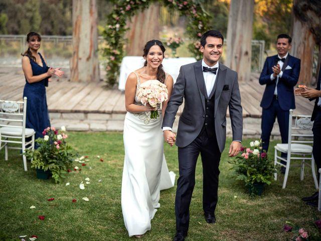 El matrimonio de Hernán y Nicole en Santiago, Santiago 23
