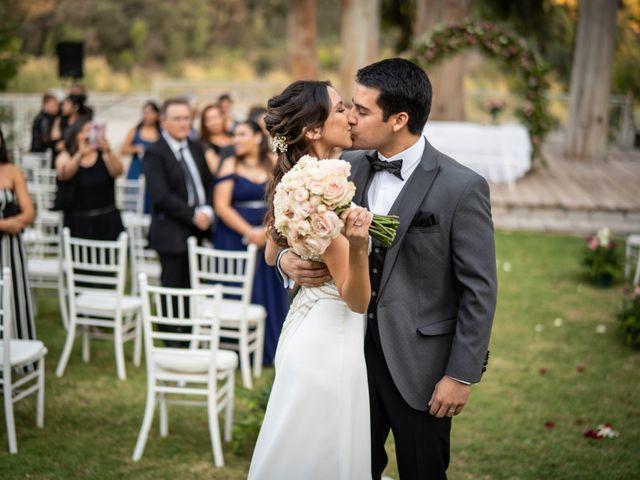 El matrimonio de Hernán y Nicole en Santiago, Santiago 24
