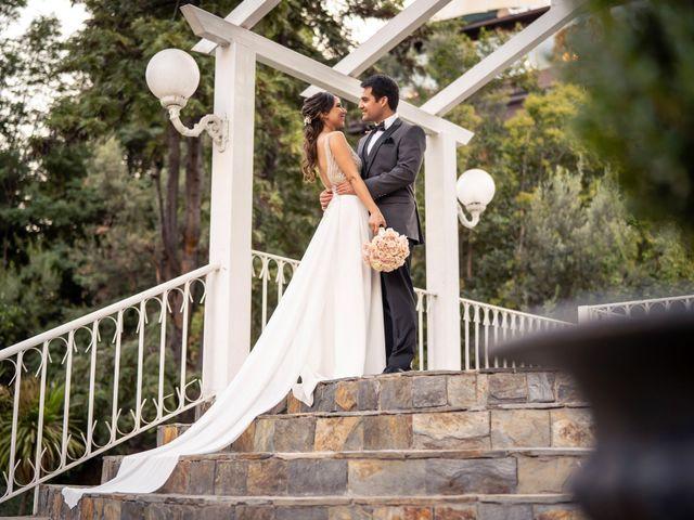 El matrimonio de Hernán y Nicole en Santiago, Santiago 30