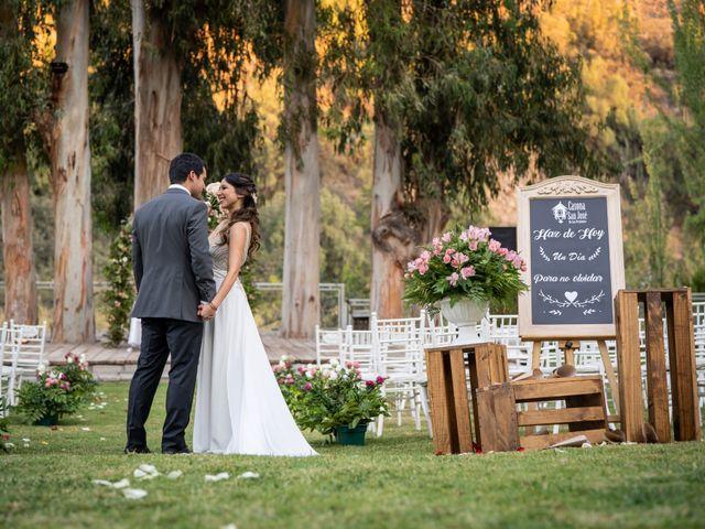 El matrimonio de Hernán y Nicole en Santiago, Santiago 31