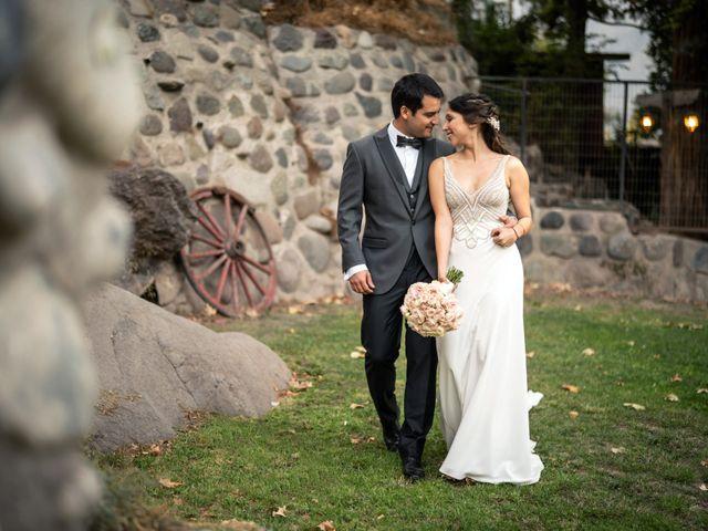 El matrimonio de Hernán y Nicole en Santiago, Santiago 35