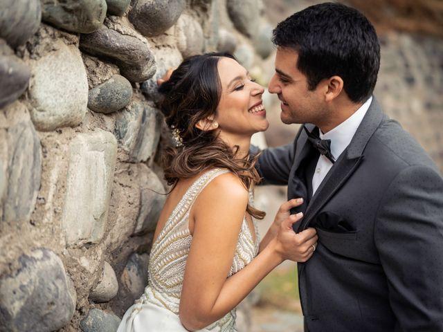 El matrimonio de Hernán y Nicole en Santiago, Santiago 36