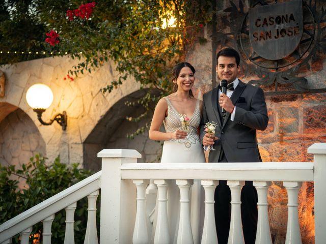 El matrimonio de Hernán y Nicole en Santiago, Santiago 37