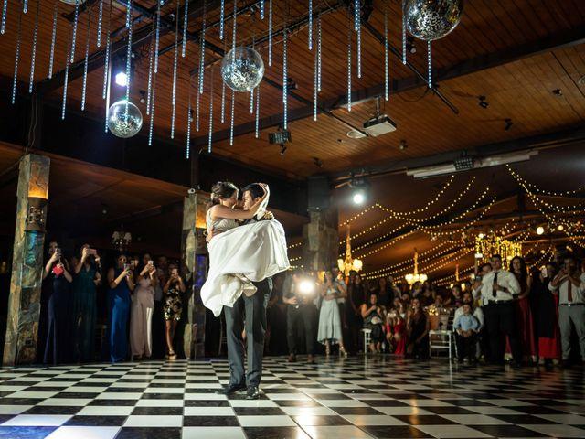 El matrimonio de Hernán y Nicole en Santiago, Santiago 42