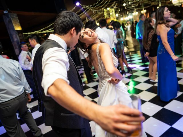 El matrimonio de Hernán y Nicole en Santiago, Santiago 51