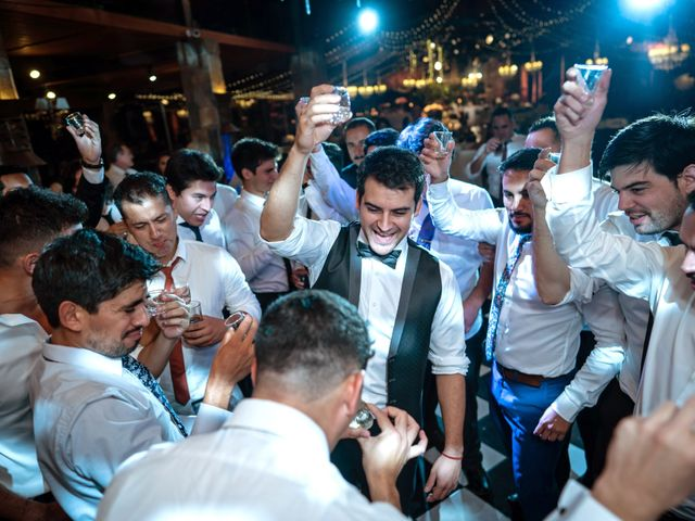 El matrimonio de Hernán y Nicole en Santiago, Santiago 55