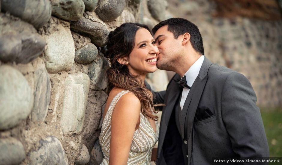 El matrimonio de Hernán y Nicole en Santiago, Santiago