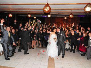 El matrimonio de Karent  y Marcos 1