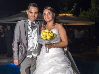 El matrimonio de Janira y Patricio