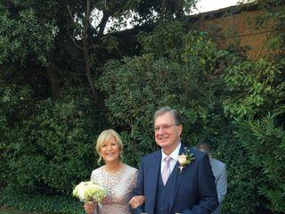 El matrimonio de María Eugenia y Mike 1