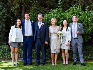El matrimonio de María Eugenia y Mike 2