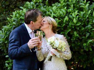 El matrimonio de María Eugenia y Mike 3