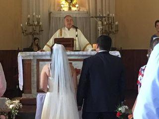 El matrimonio de Paula y Claudio 3