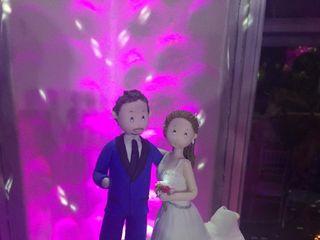 El matrimonio de Paula y Claudio 2