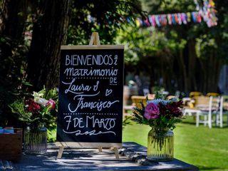 El matrimonio de Laura y Pancho 1