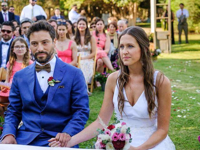 El matrimonio de Pancho y Laura en Talagante, Talagante 34