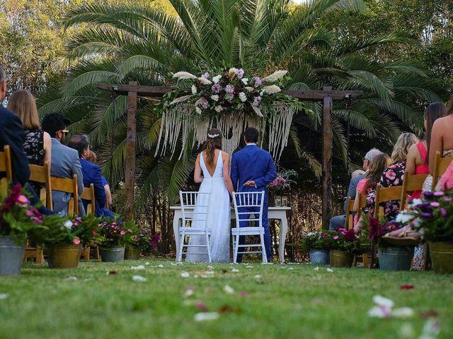 El matrimonio de Pancho y Laura en Talagante, Talagante 37