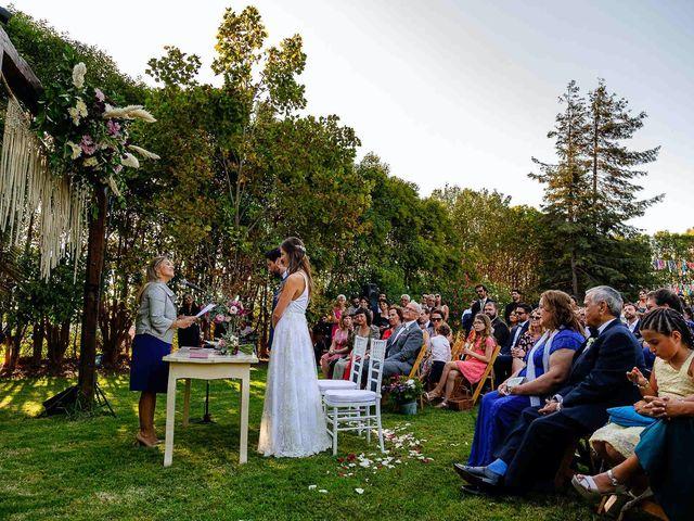 El matrimonio de Pancho y Laura en Talagante, Talagante 40