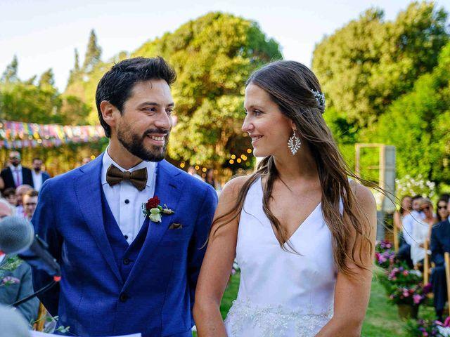 El matrimonio de Pancho y Laura en Talagante, Talagante 41