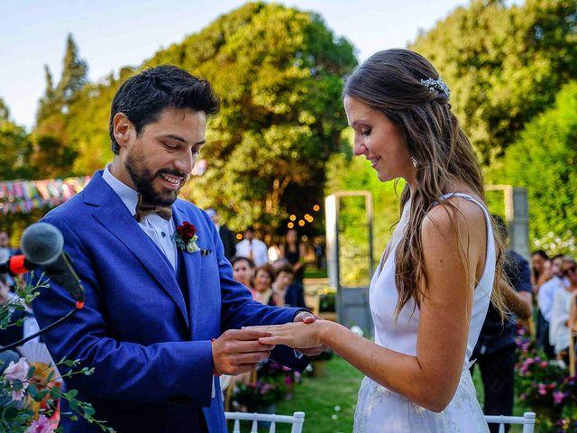 El matrimonio de Pancho y Laura en Talagante, Talagante 47