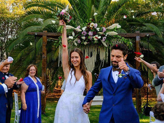 El matrimonio de Pancho y Laura en Talagante, Talagante 50