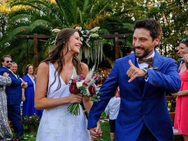 El matrimonio de Pancho y Laura en Talagante, Talagante 51