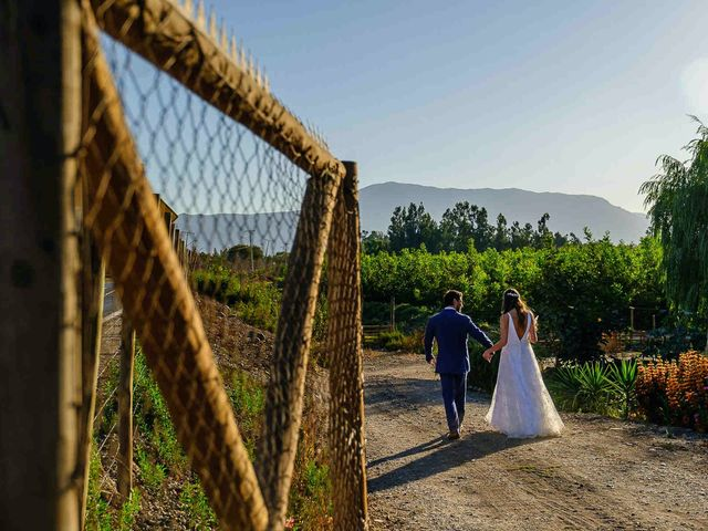 El matrimonio de Pancho y Laura en Talagante, Talagante 52