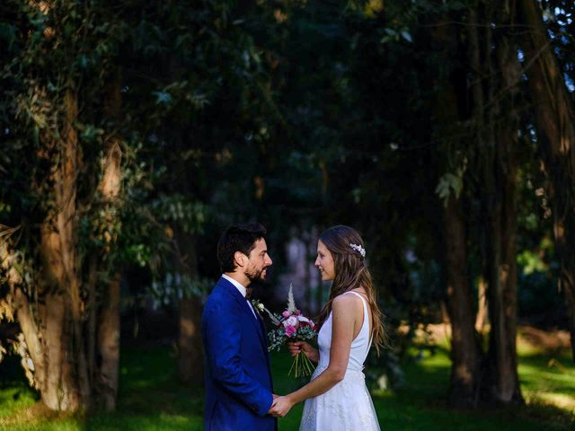El matrimonio de Pancho y Laura en Talagante, Talagante 53