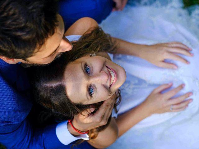 El matrimonio de Laura y Pancho