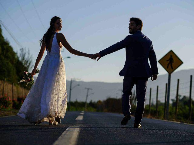 El matrimonio de Pancho y Laura en Talagante, Talagante 57