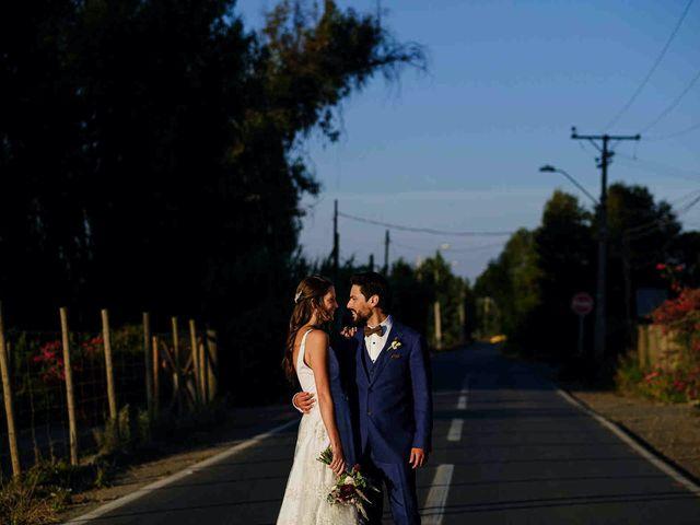 El matrimonio de Pancho y Laura en Talagante, Talagante 59