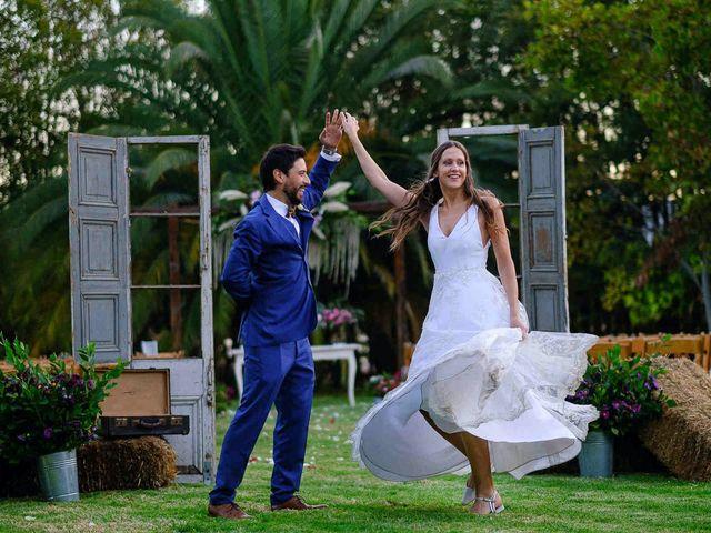 El matrimonio de Pancho y Laura en Talagante, Talagante 67