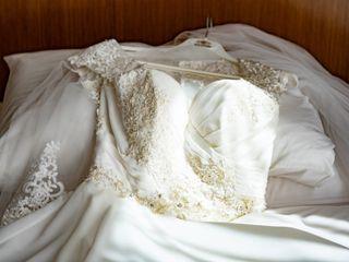 El matrimonio de Marcela y Jorge 1
