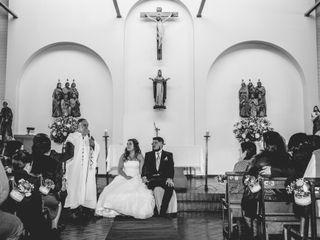 El matrimonio de Nicole y Sergio 1