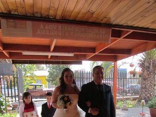 El matrimonio de Nicole y Sergio 3