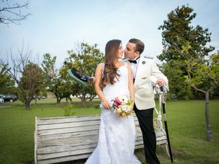 El matrimonio de Jane y Juan Pablo