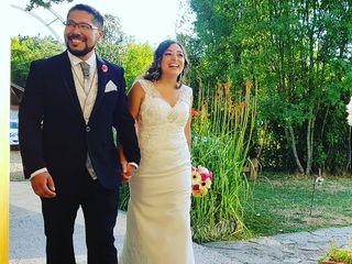 El matrimonio de Denise y Mariel 2