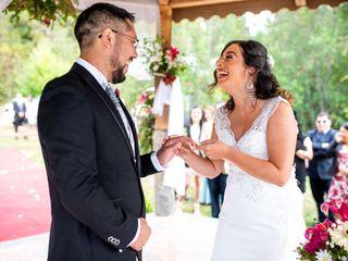 El matrimonio de Denise y Mariel 3