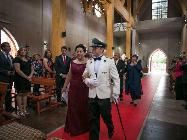 El matrimonio de Juan Pablo y Jane en Coltauco, Cachapoal 7