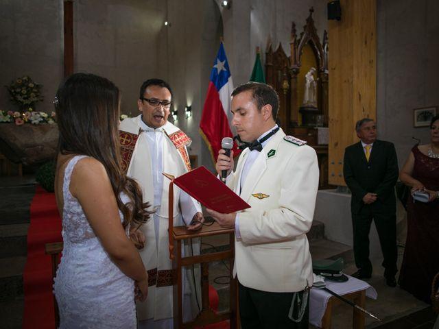 El matrimonio de Juan Pablo y Jane en Coltauco, Cachapoal 10