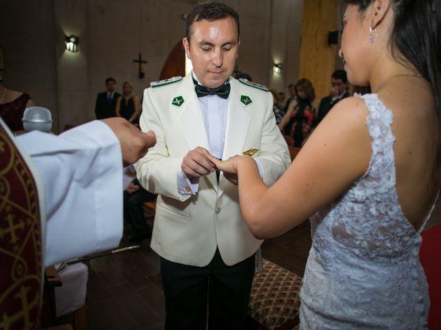 El matrimonio de Juan Pablo y Jane en Coltauco, Cachapoal 12