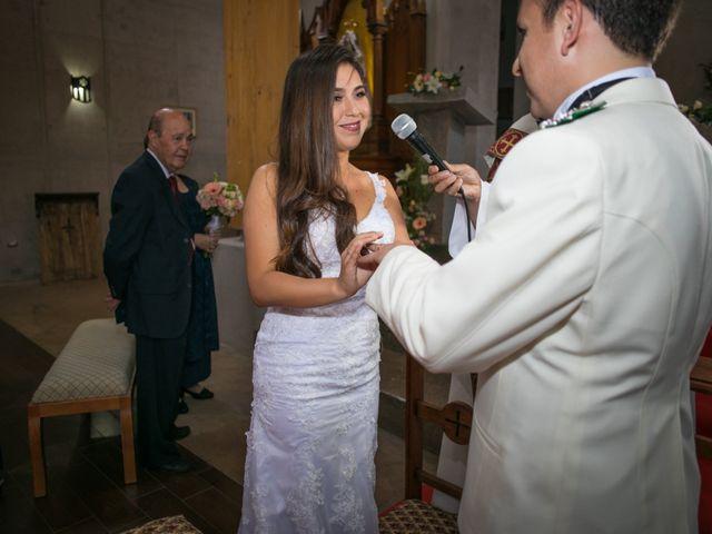 El matrimonio de Juan Pablo y Jane en Coltauco, Cachapoal 13