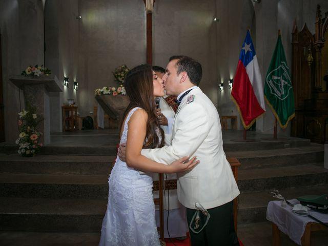 El matrimonio de Juan Pablo y Jane en Coltauco, Cachapoal 14