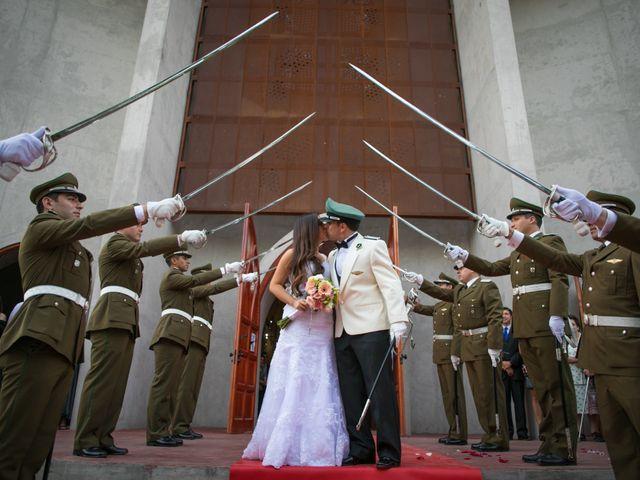 El matrimonio de Juan Pablo y Jane en Coltauco, Cachapoal 15