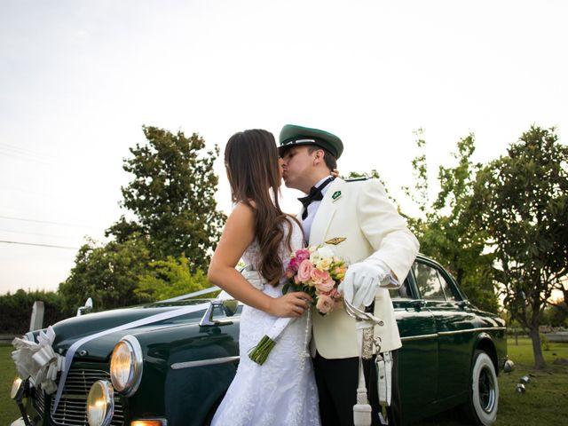 El matrimonio de Juan Pablo y Jane en Coltauco, Cachapoal 17